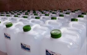 فروش آب مقطر